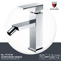 HIMARK deck mounted basin tap bathroom bidet faucet