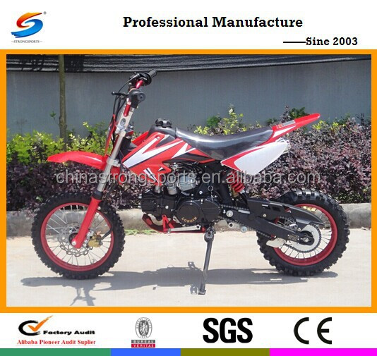 DB012 Hot Sell 110cc / 125cc Dirt Bike for adulsts