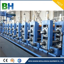 Steel pipe fabrication production line