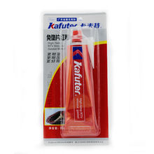 Kafuter--Red RTV Silicone Gasket Tire Sealant with Air Compressor