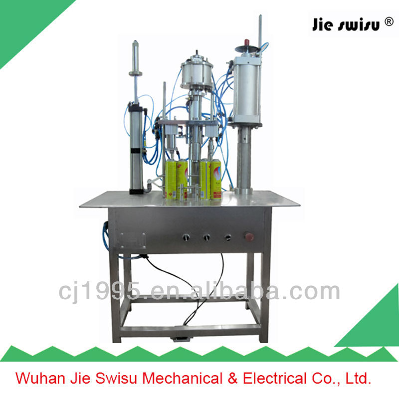 perfume freezing machine filling machine
