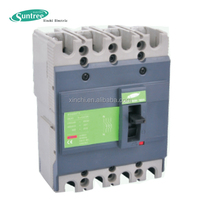 solid quality and prices MCCB 100A 125A 140A 160A electrical moulded case amp circuit breaker manufacturer