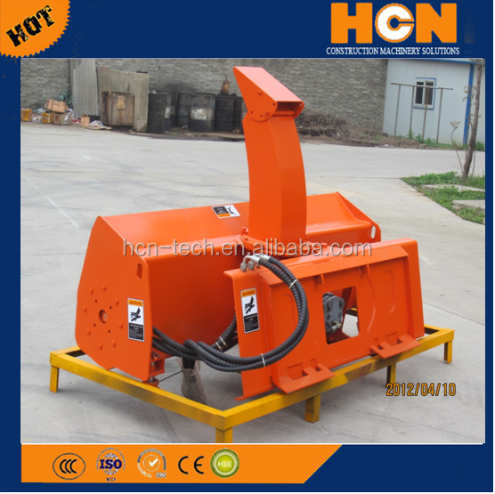 HCN brand new 0209 series snow blowing machine