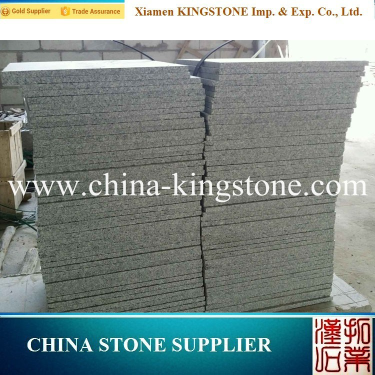 Good Quality g603 granite stairs for sale