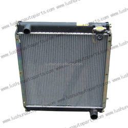 Truck in cooling system parts JAC auto radiator aluminium for JAC1025 JAC1045 OEM:1301010B6