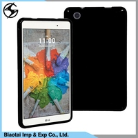 Free samples shockproof 8 inch case for tablet ultra thin soft crystal tpu case for LG G pad 3 /LG G pad X 8.0/V520 /V521/V525