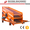 China circular vibrating screen automatic sand sieve machine