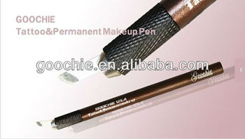 Fashion Designed Permanent Makeup Manual Tattoo Pen for microblading
