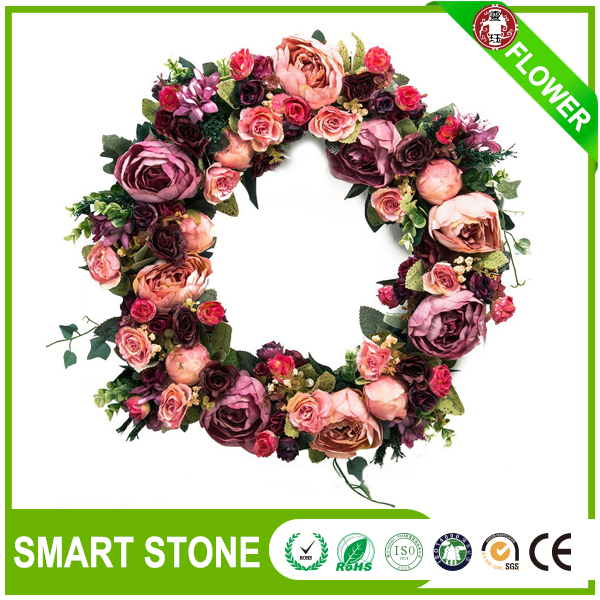 Factory Price Indian Flower For Wedding Use Garland Christmas Garland