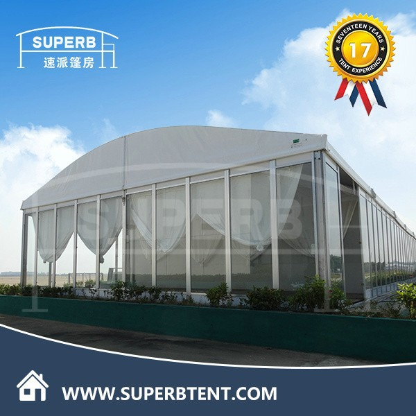Superb large outdoor meeting tent 25x40 for sale