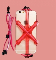 CA776 High Quality Creative Strong Rope Elastic Cord Plastic Cover Case For Universal Mobile Phone