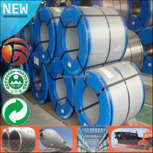 Structure steel in aluzinc galvalume steel coil az150 g550 anti finger