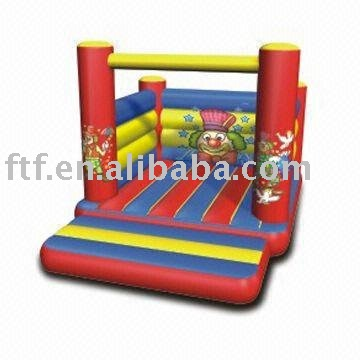 inflatable boucer/inflatable toy(meet EU standard)/inflatable playground
