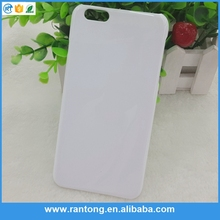 High quality Plastic blank mobile covers for 3D heat press clear phone case