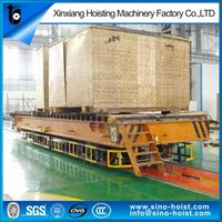 Overseas Service Pallet Transport Wagon To Bay Transport Car