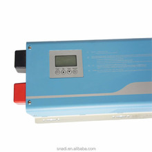 Intelligent DC To AC Inverter 3000W Off Grid pure sine wave Inverter For Solar Power System Home
