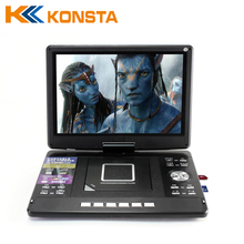 PAL NTSC SECAM portable evd dvd digital player