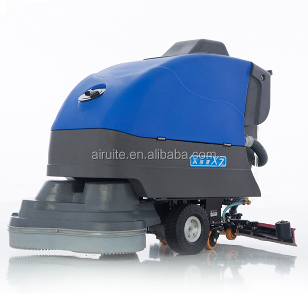 Hot product concrete floor cleaning machine