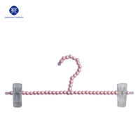 Wholesale Pink Pearl Wedding Dress Hanger QianWan Displays
