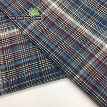 100% cotton yarn dyed shirting fabric manufacturer directory