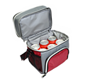 Giwox 600D Cooler Bag Cans Holder Cooler Bag Insulated Customer Logo Printing Cooler bag