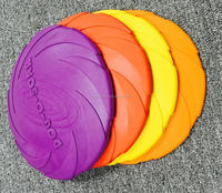 2015 new dog frisbee toy,lucky toy dog