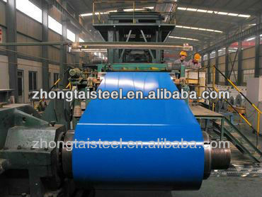 PPGI color coated steel coil PPGL sheet