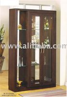 915 Display Cabinet, Divider, Home Furniture, Wooden Furniture