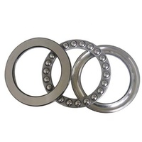 Sealed thrust bearings 51105 thrust ring
