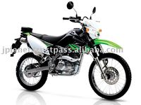 Kawasakx KLX125 (Japanes dirt bike)