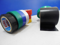 Real factory competitive price & strong adhesion pvc electrical insulation tape