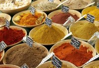 import export of spices