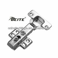 Detachable take off soft close toilet seat hinge