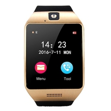 Q18S 1.54 inch IPS Screen MTK6260A Bluetooth 3.0 Smart Watch Phone, Pedometer / Sedentary Reminder / Sleeping Monitor / Anti-Los