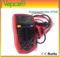 Multifunction digital multimeter UNI-T UT33D test Voltmeter Ammeter Ohmmeter