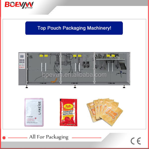Top grade durable chutney/peanut sauce packing machine