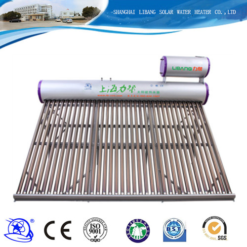 low pressure gas water heater solar water heater plastic water tank price