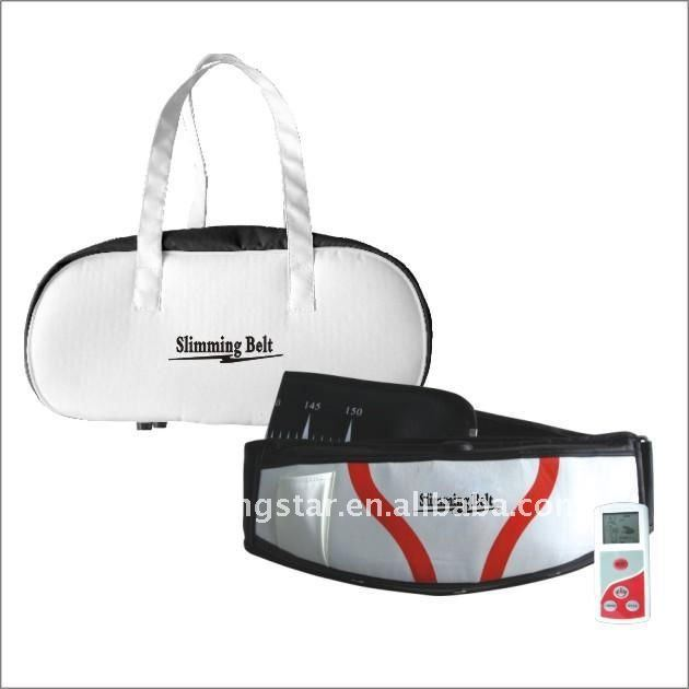 Fitness Vibrating Slimming Massage Belt