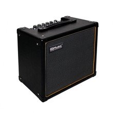 Coolmusic 20W 6 DSP Digital Effects 4 Modes Electric Guitar Amplifier Speaker Amplifiers from China