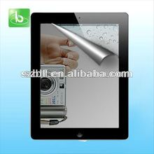 Superior Japan mirror screen protector for new ipad 3 paypal accepted