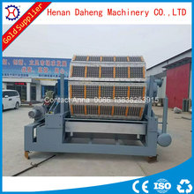 best selling recycled waste paper egg tray machine
