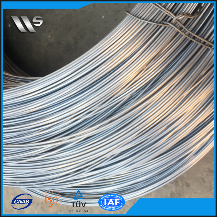 Hard Drawn 340-500Mpa 8 mm Cable Spring Steel Wire