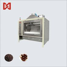 Chocolate belt coating machine for facotry