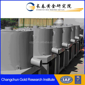 Hot sale extraction gravity separation gold recycling machine