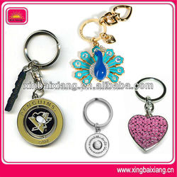 Promotional Key Chain With Custom Shape And Logo
