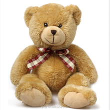 Custom stuffed plush teddy bear animal toy