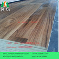 TOP QUALITY WOOD GRAIN COLOR MELAMINE PLYWOOD