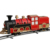 China Manufacturer Playground Park Ride Electric Mini Traditional Track Train Sets For Kids