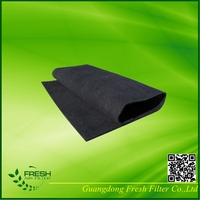 China Suppliers polypropylene frame air filter cloth