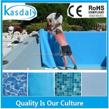 1.5mm*2m new design hot sale pvc liner for swimming pool ,pond liner
